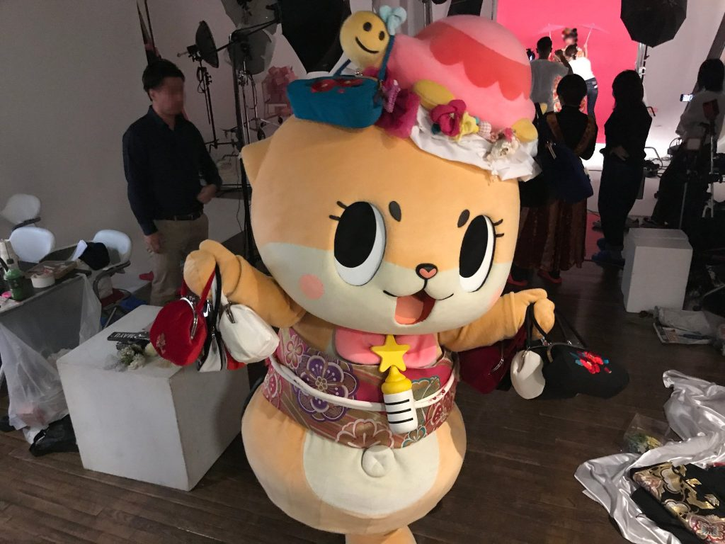 Wild, Stunt-Performing Otter Mascot Chiitan Fired After Complaints