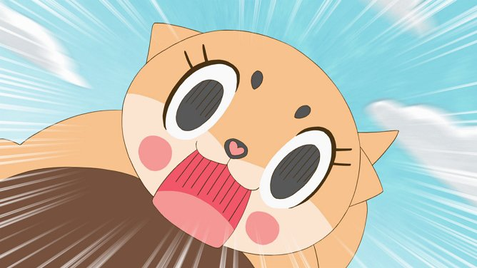 It's Otter Mascot Chiitan's Time to Shine, Anime Style!