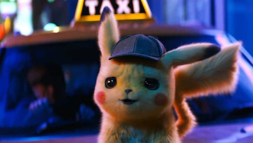 Detective Pikachu Sequel Revealed Before the First Movie Opens