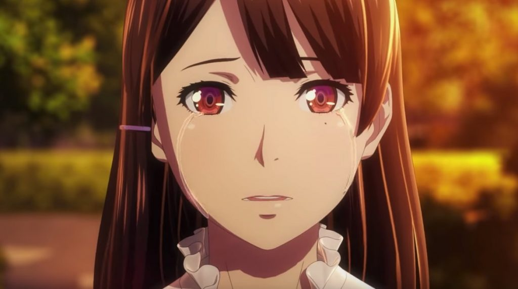 Emotions Run High in Even if the world ends tomorrow Anime Film