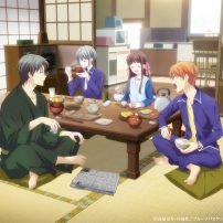 New Fruits Basket Anime Shares More Revamped Designs