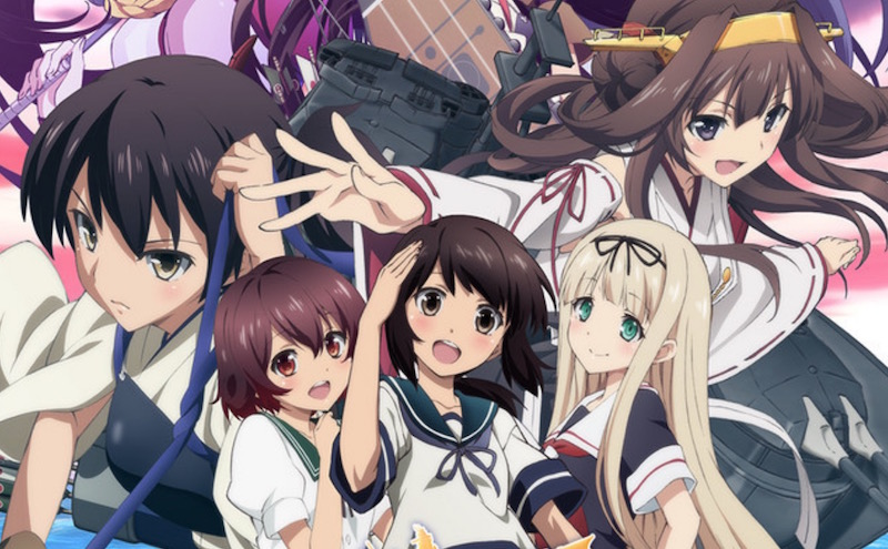 Girls-Turned-Ships Game KanColle Has a New TV Anime on the Way