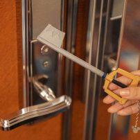 In the Kingdom Hearts Hotel Room, Keyblades Open Your Door