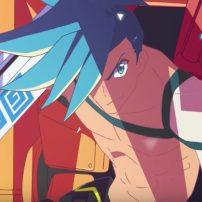 Original TRIGGER Anime Film PROMARE Lights Up a New Promo
