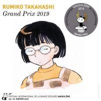 Rumiko Takahashi Wins Prestigious Angoulême Grand Prix Comics Award