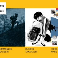 Rumiko Takahashi in Running for Prestigious French Comics Award
