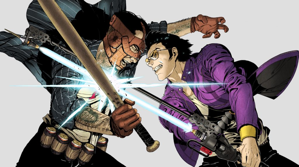 Travis Strikes Again: No More Heroes Writes a Ridiculous Love Letter to Indie Games