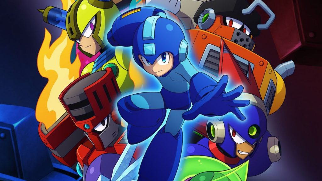 Mega Man Recruited to Help Japan Prevent Cyber Crimes