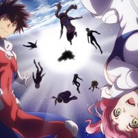 Astra Lost in Space Finds a TV Anime Adaptation