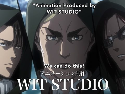 Why Attack on Titan Switched from WIT STUDIO to MAPPA