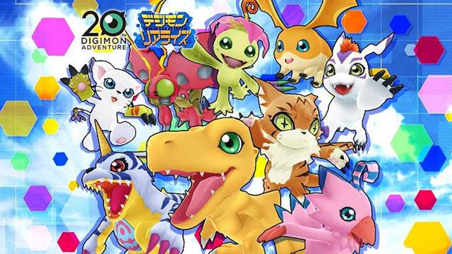 Digimon Adventure Celebrates 20 Years with New Collaborations