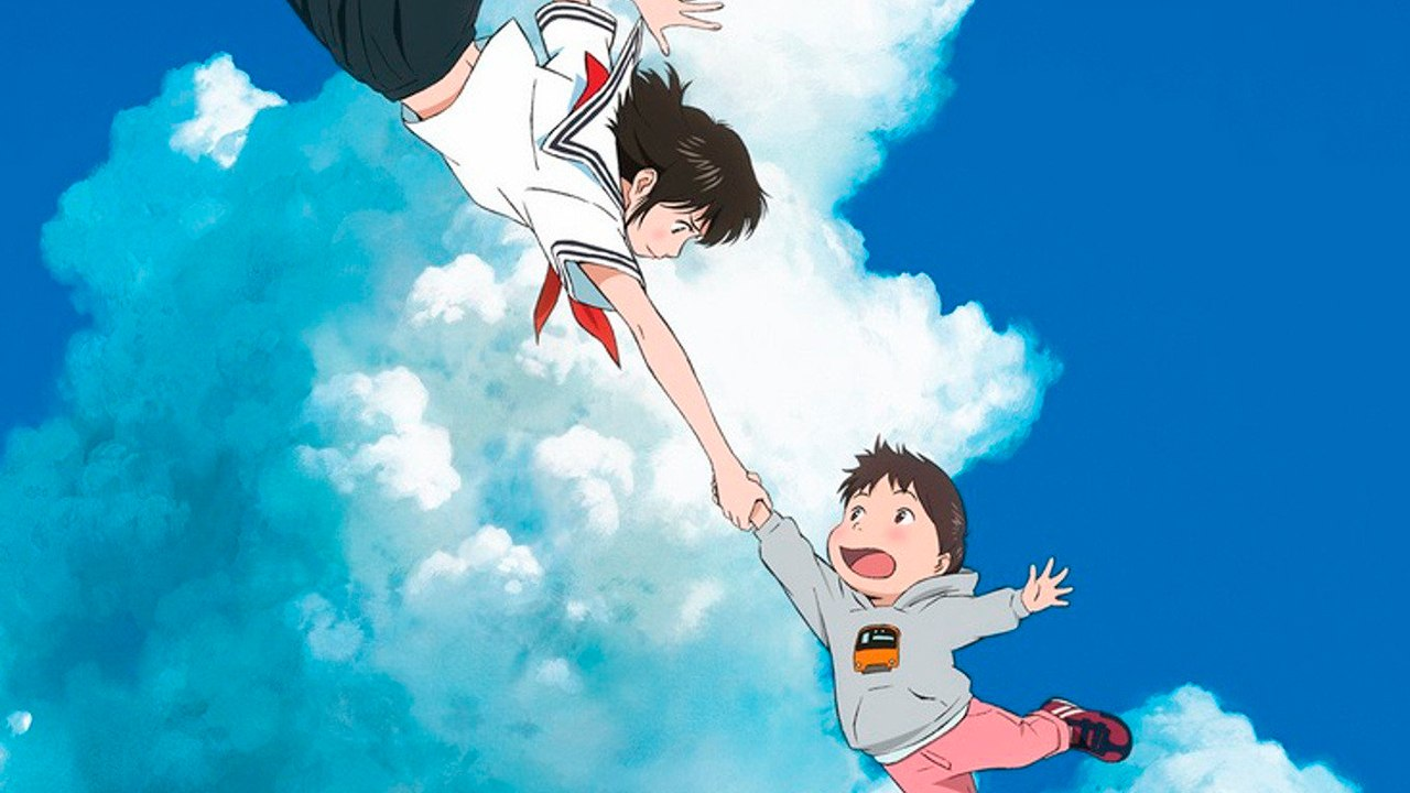 Mirai Academy Awards Best Animated Feature
