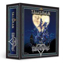 Kingdom Hearts Gets Talisman-Based Board Game in 2019