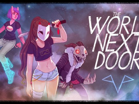 The World Next Door Marks Viz Media's First Crack at Video Games