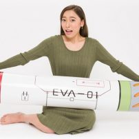 Hit the Pool EVA Style with Evangelion Entry Plug Swimming Floats