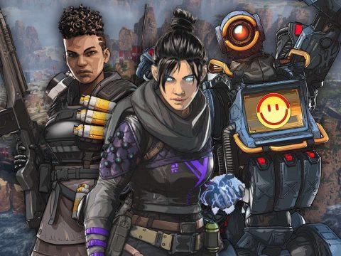 Dragon Ball Z SFX Make Apex Legends Even More Exciting