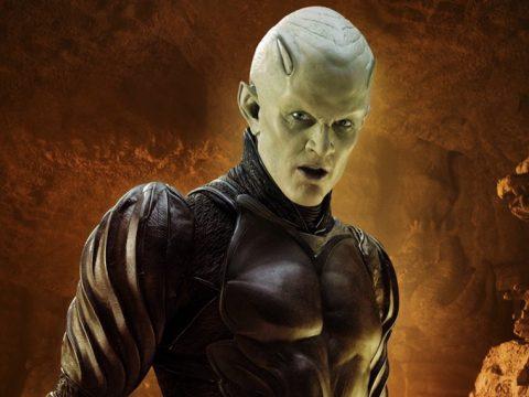 Captain Marvel's Skrulls Are Taking People Back to Dragon Ball Evolution