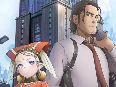 Cop Craft Anime Reveals Cast, Crew, Premiere Season