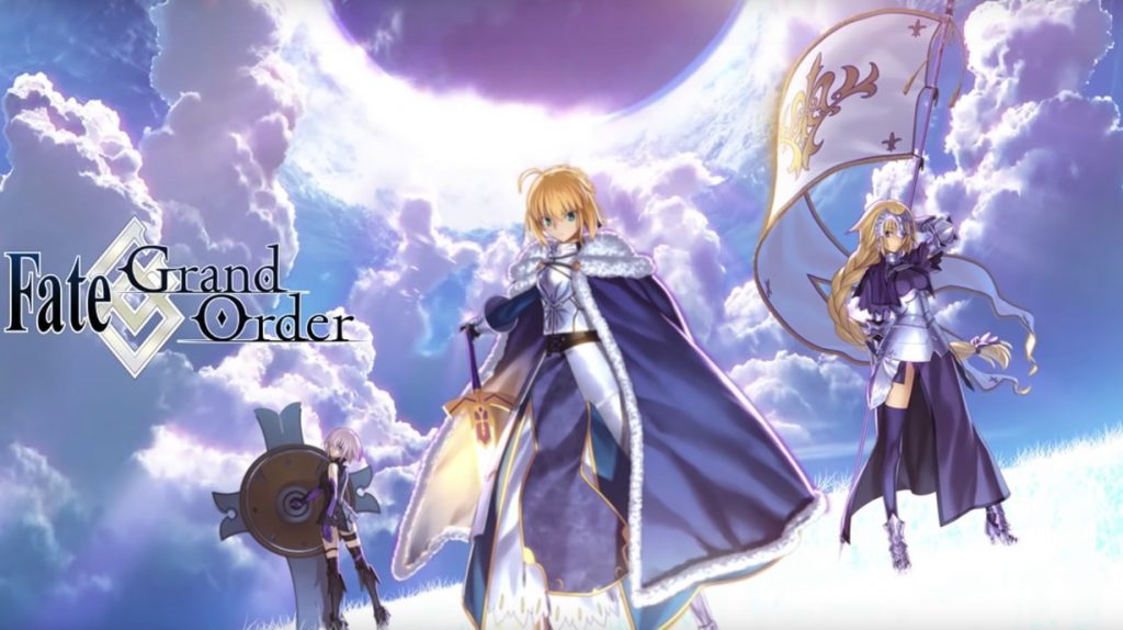 Fate/Grand Order Players Have Spent Over $3 Billion on the Game
