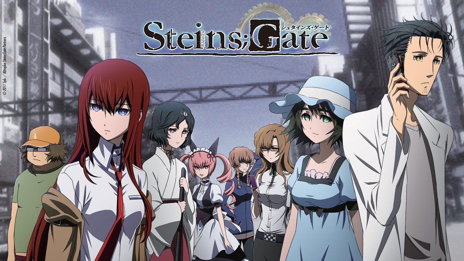 Steins;Gate Location Designated Official Anime Tourism Destination