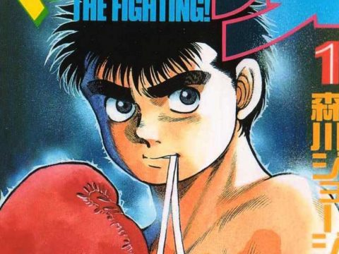 At 124 Volumes, Hajime no Ippo Manga is Only Halfway Through Its Story