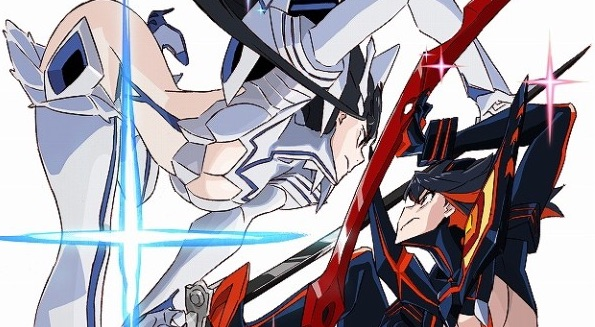 Kill la Kill Video Game Slashes Its Way to Consoles in July