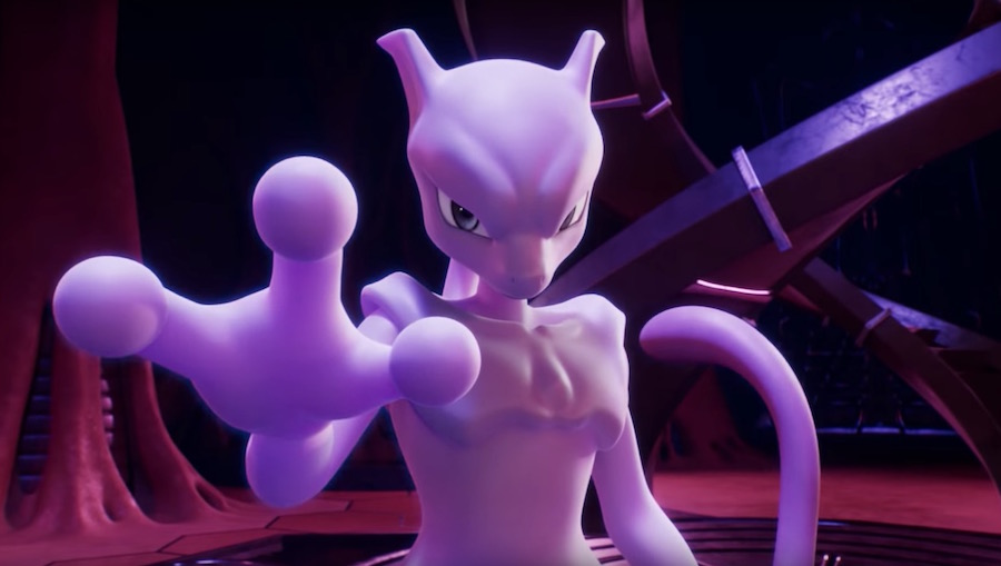 Pokémon: Mewtwo Strikes Back Evolution Tickets Help Catch Mewtwo in Let's Go