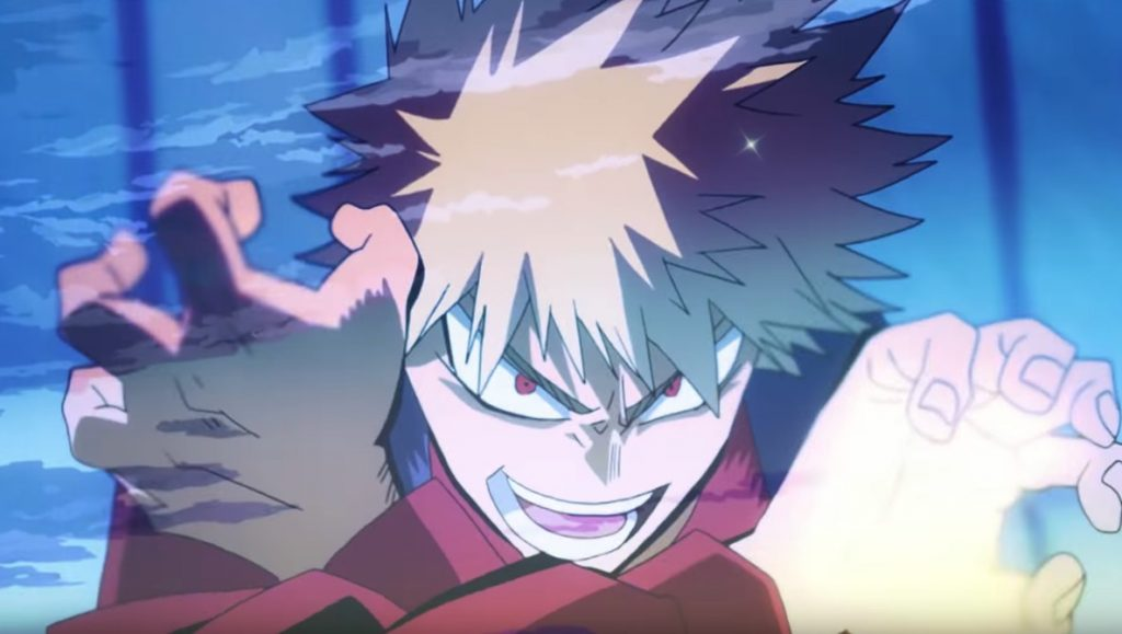 New My Hero Academia Anime Film Revealed for This Winter