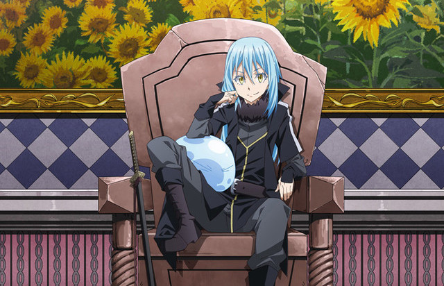 That Time I Got Reincarnated as a Slime Revived for Second Season