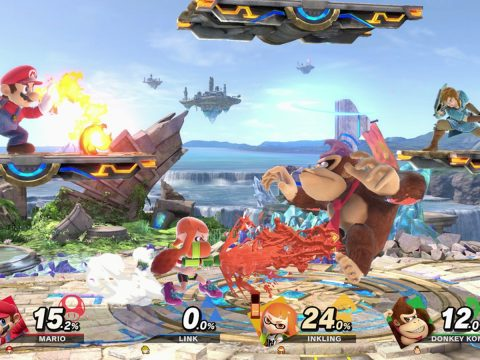 Ranking Super Smash Bros. Player Opening School to Teach Game