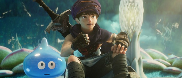 Dragon Quest: Your Story CG Film Lands First Trailer
