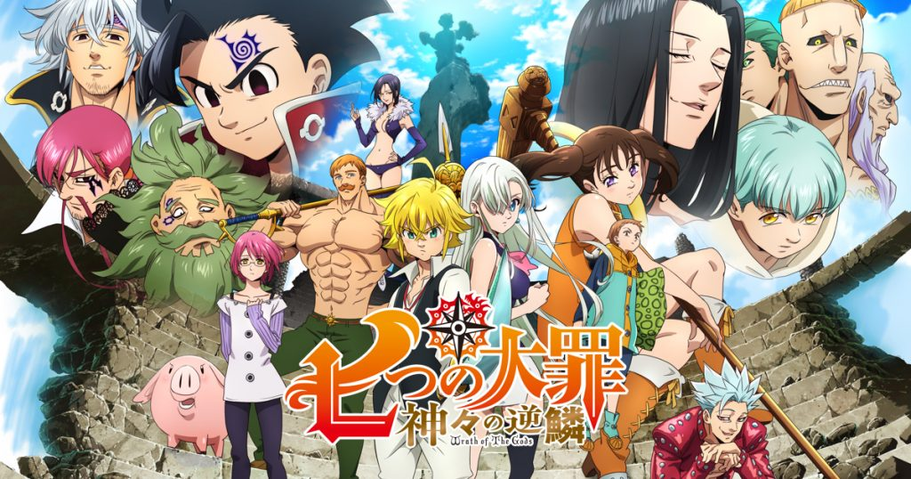 Seven Deadly Sins: Wrath of the Gods Recruits Sora Amamiya for Ending Theme