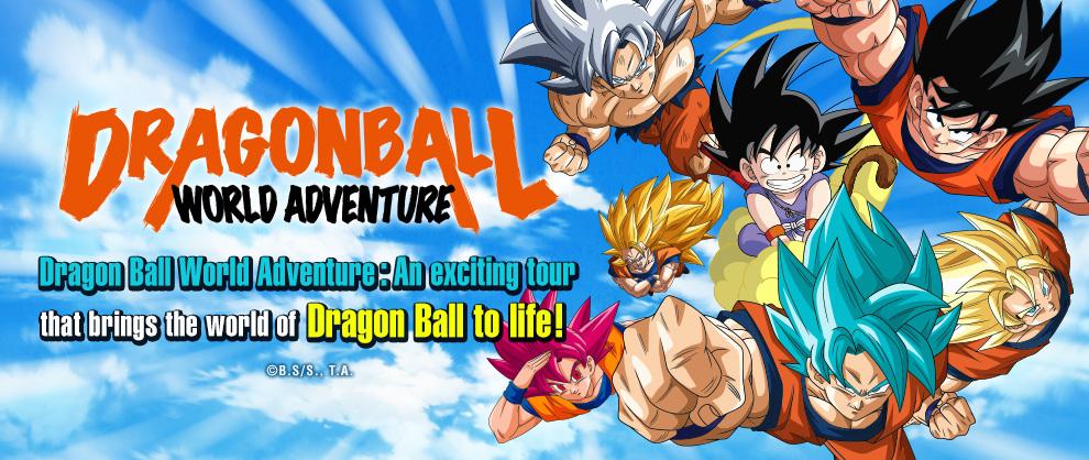 dragon ball world adventure