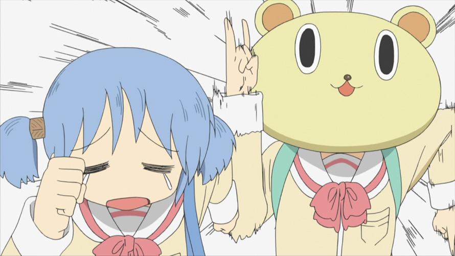 Nichijou anime