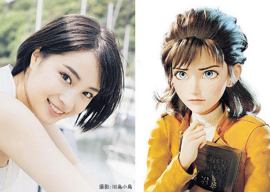 Additional Voice Cast Revealed for CG Lupin III Film