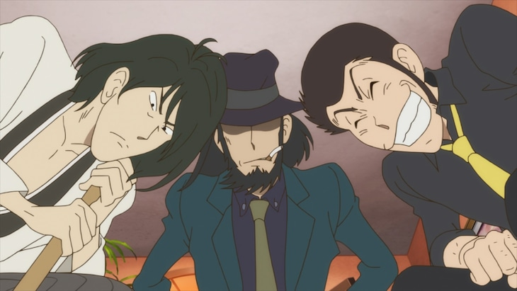 New Lupin III TV Special Prison of the Past Announced