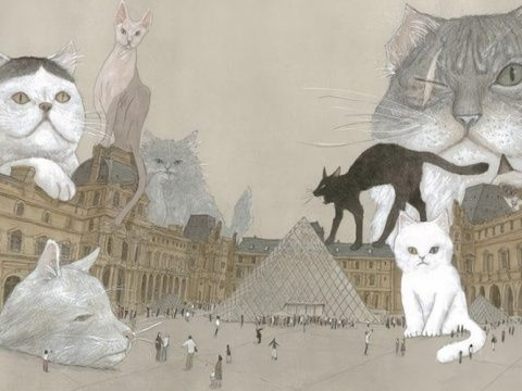 Cats of the Louvre [Manga Review]