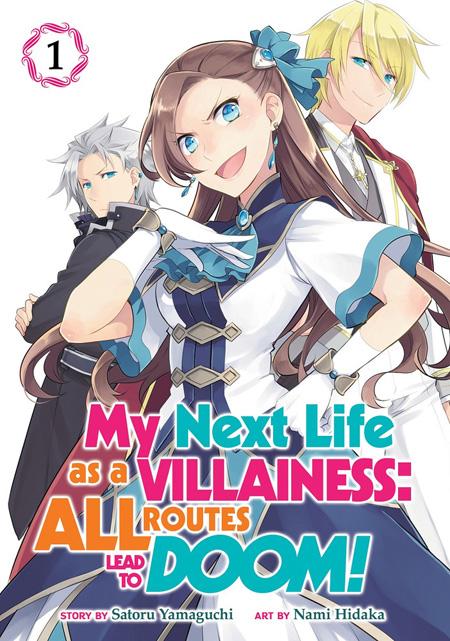 My Next Life as a Villainess manga