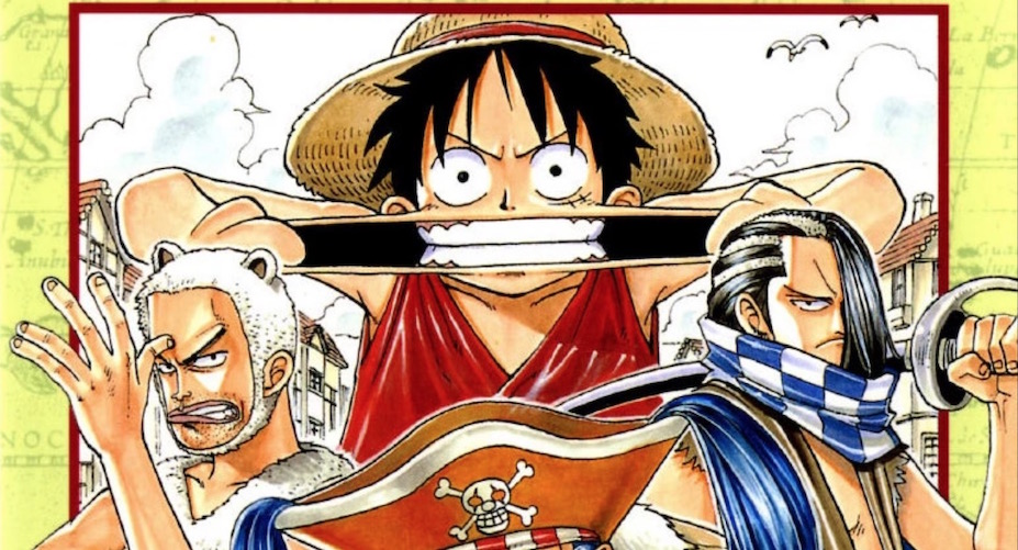 live-action one piece