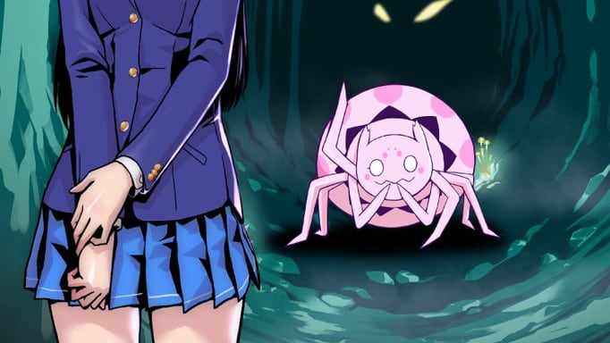 So I'm a Spider, So What? Anime Crawls Onto Screens in 2020