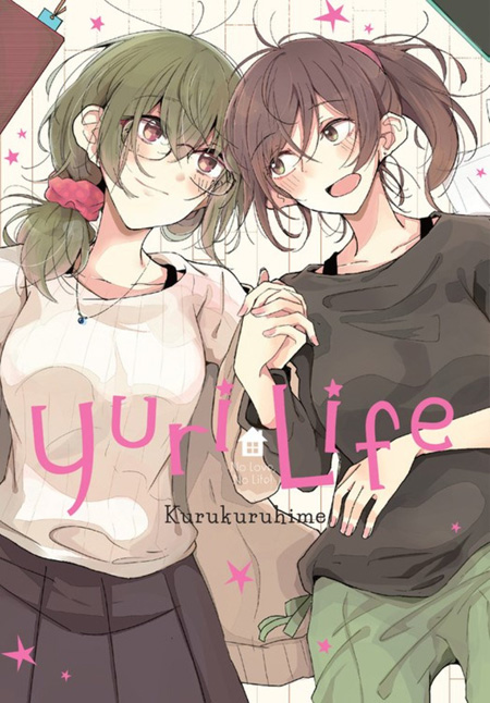 Yuri Life manga