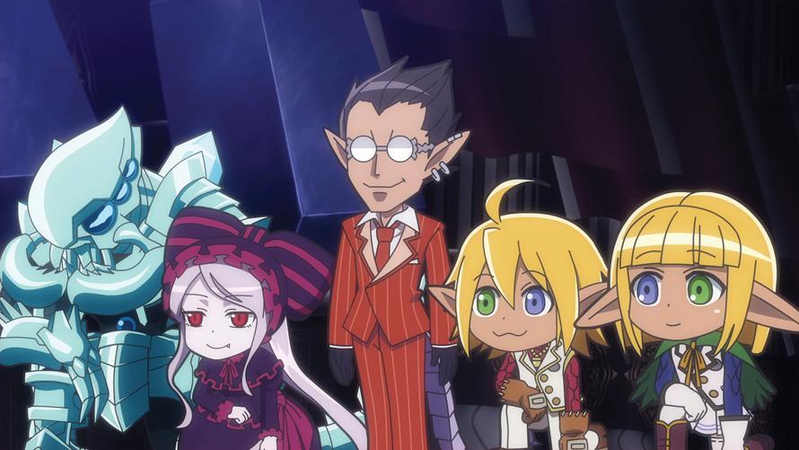 isekai quartet anime