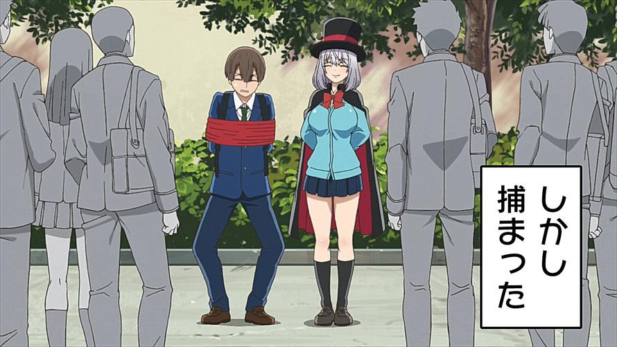 Magical Sempai anime