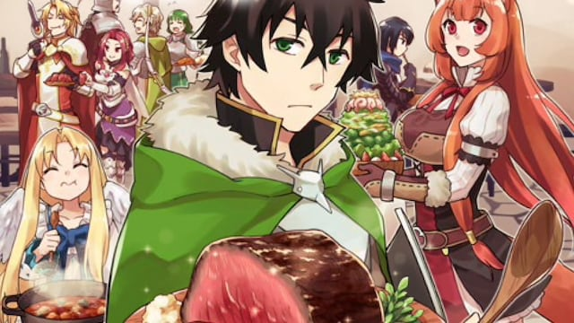 Rising of the Shield Hero Gourmet Cuisine Spinoff Manga Released