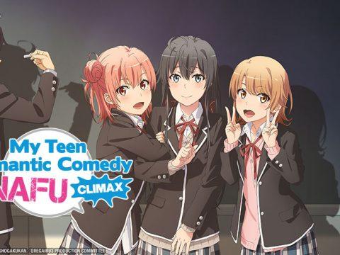 Sentai Filmworks Licenses My Teen Romantic Comedy SNAFU Season 3
