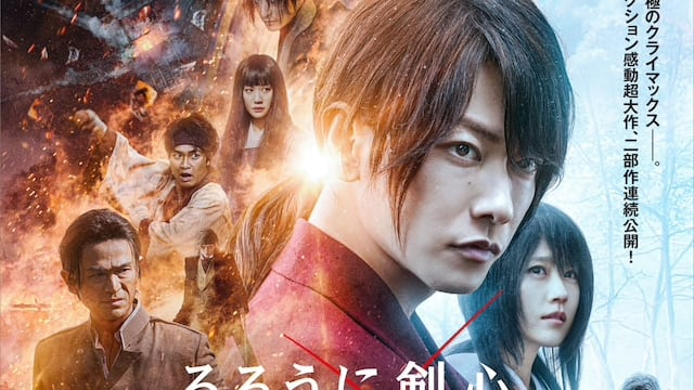 New Rurouni Kenshin Films Get Full Cast Poster, New Cast Additions