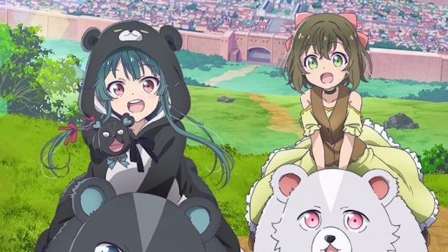 Kuma Kuma Kuma Bear Anime Lands Trailer, Visual, Cast and Crew Deets