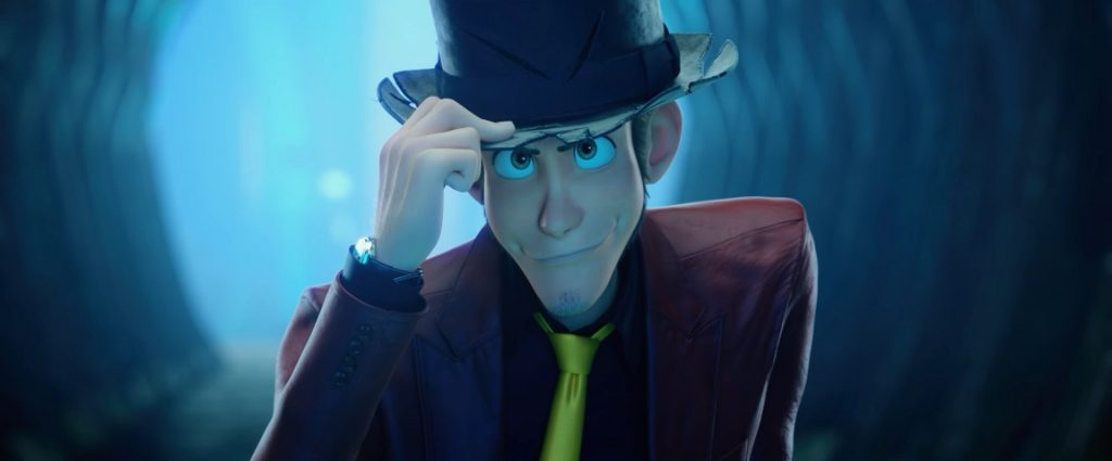 Lupin the 3rd: The First CG Movie Heads to U.S. Theaters