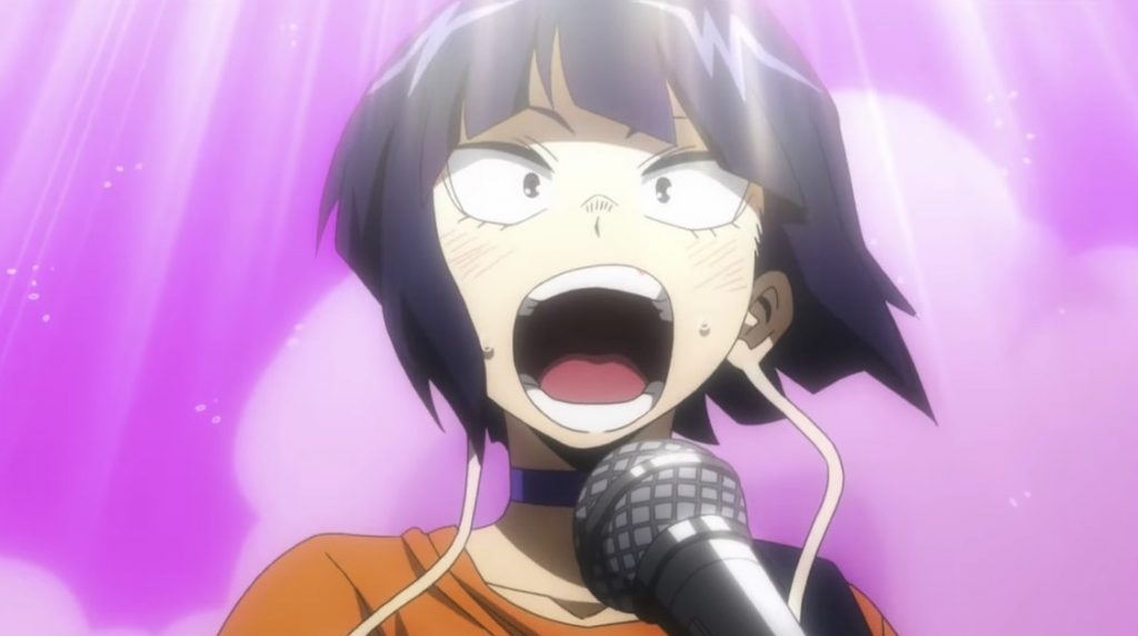 My Hero Academia Anime's School Festival Concert Presented in Music Video
