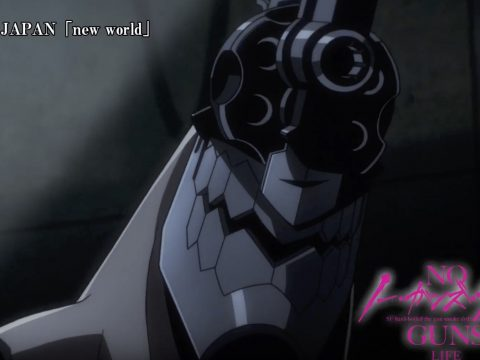 No Guns Life Anime Continues This April